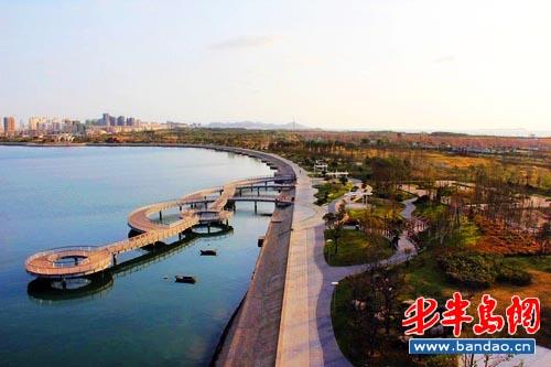 唐岛湾公园27日开园 将免费对市民开放