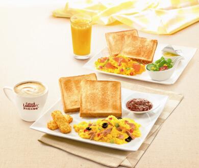 西式休闲餐饮抢占山东中高端早餐地盘(图)图片