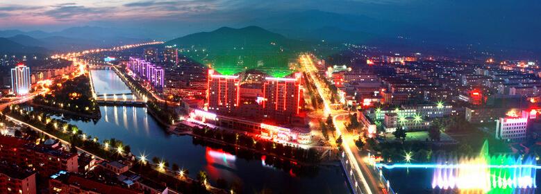从红色到红火 海阳旅游度假区为海阳升温(图)