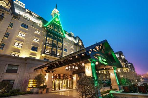 青岛世园会结束以后_专访世园假日酒店总经理李子华(图)|美食|半岛网