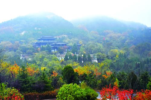 琅琊台风景区  ChinaTravel 中國觀光景點