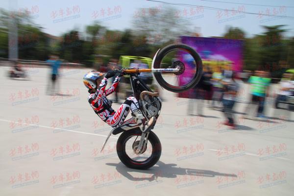 2016乐图赛事杯青岛越野摩托耐力赛成功举办