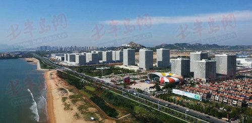 作为青岛西海岸新区的市场主力运营商,西海岸发展集团主导开发灵山