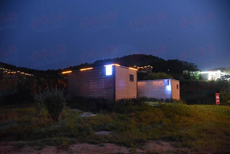 藏马山汽车营地开业 成青岛家庭出游新去处|青岛|半岛