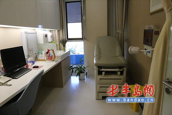 呵护女性健康 都安全医疗打造青岛高端两性诊所