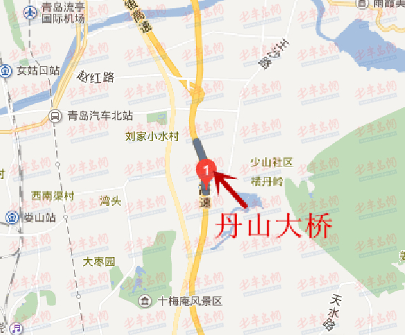 就不传图了青银高速线路图宁晋县,赵县,栾城县,元氏县,鹿泉9个县青银