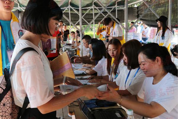 琴岛学院迎来5908名新成员 暖心 花式的迎新获赞