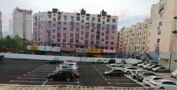威海外贸服装批�_规划停车位 镇江路街道解决停车难问题