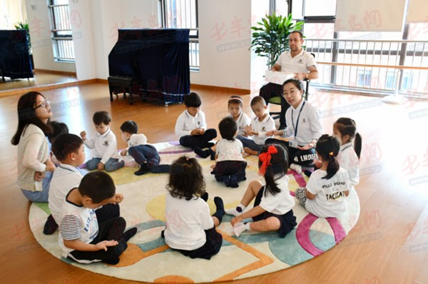 幼儿园区域活动观察记录 数学区