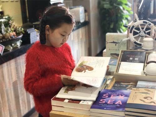 汲取经典的力量 香港中路街道引领少儿读好书